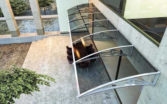 Cam Canopy Sistemleri